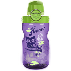Nalgene Everyday OTF Drinking Bottle 350ml Kids eule